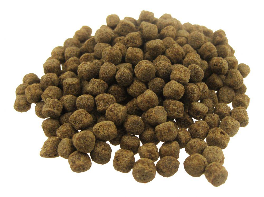 pond pellets 1 0kg 3mm oder 6mm godfischfutter kio. Black Bedroom Furniture Sets. Home Design Ideas