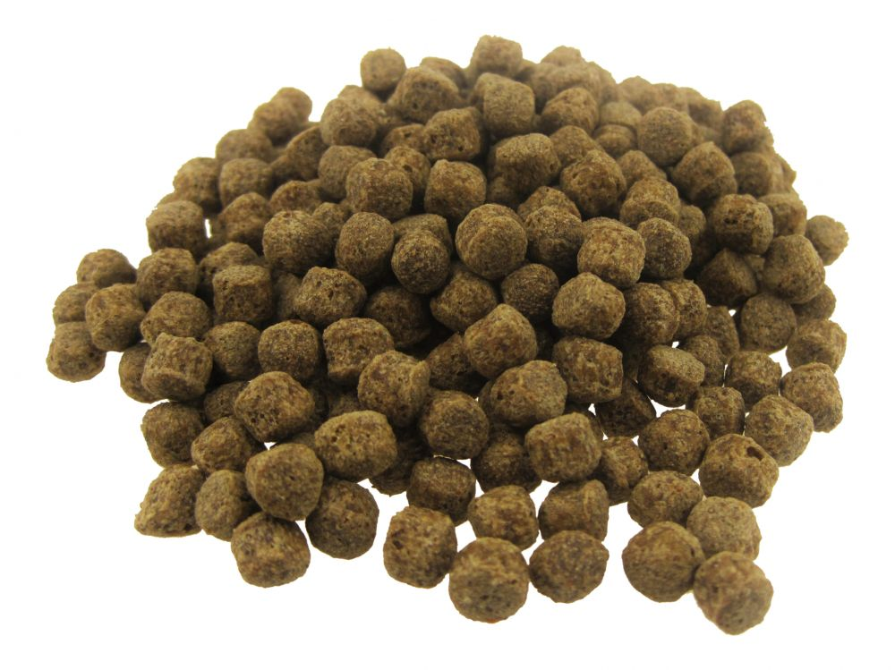 pond pellets 3mm 6mm goldfischfutter koifutter coppensv allround. Black Bedroom Furniture Sets. Home Design Ideas