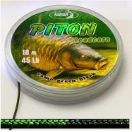 KATRAN PITON camo green black 10m 35lb Leadcore günstig deal offer