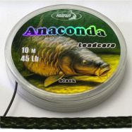 ANACONDA BLACK 10m 45lb Leadcore KATRAN