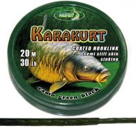 KARAKURT 10m Semi-Stiff Coated Hooklink deal offer online günstig