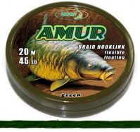 AMUR 20m Vorfachmaterial Braid Braided Hokklink günstig deal