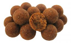 HIGH ACTIVE PINEAPPLE & TIGERNUT 10Kg Boilies 20mm Tigernüsse Ananas