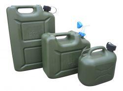 Kanister Olivgrun 5l Wasserkanister Treibstoffkanister