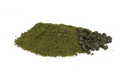 GREEN BETAIN CRUSH 2,5Kg Granulat Heilbutt Pellets Boiliezutaten