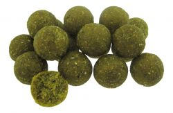 HIGH ACTIVE HEMP & BIRDFOOD + PEANUT  Boilies 20mm 1Kg Hanfboilies deal