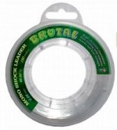 KATRAN BRUTAL Taper Mono Shockleader 0,55mm 22,06kg 150m ultra clear