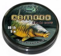 KATRAN COMODO camo brown black 5m 80lb Chaincore deal offer günstig