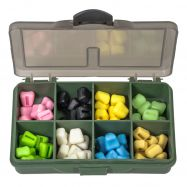 CARPLEADS Plasti Corn Compartment Box - 64 pcs FAKE IMITAT MAIS