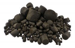 BLOODY PREMIUM SELECT PELLETS 10Kg Heilbutt Pellet COPPENS Nuggets