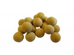AKTION!! POPUPS DIRTY YELLOW SCOPEX  17mm neutral  1Kg 1.000g